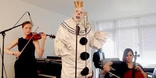 Chandelier Sia Music Video by A Sad Clown Covers Sia U0027s U0027chandelier U0027 And It U0027s Terrifying Huffpost