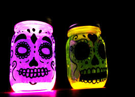 sugar skull home decor 25 easy day of the dead diy projects