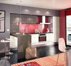 deco cuisines deco cuisine grise et decoration gris maison design bahbe com