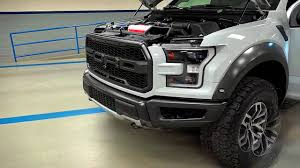 Ford Raptor Truck Colors - all new ford f 150 raptor avalanche grey 17 offroad truck
