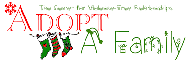 the center for violence free relationships adopt a family program