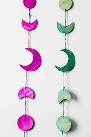 moon phases wall hanging decor ladyscorpio101