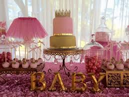 pink gold baby shower superb pink and gold baby shower decorations collection