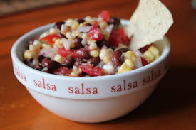 cowboy caviar black bean and corn salsa recipe mommysavers