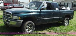 1997 dodge ram 1500 1997 dodge ram 1500 extended cab item c2016 sold may 16