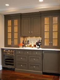 interior brown painted kitchen cabinets regarding lovely