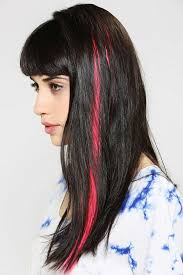 Colored Hair Extension by Best 25 Stripping Hair Colors Ideas On Pinterest Hair Color