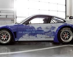 Porsche 911 Hybrid - porsche gt3 r hybrid one million facebook fans edition