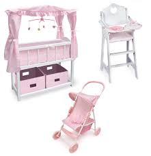 badger basket doll crib with cabinet canopied doll crib furniture set from 144 99 to 192 99 ojcommerce