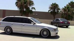bmw station wagon e39 2001 bmw 540i sport wagon with alpina package youtube