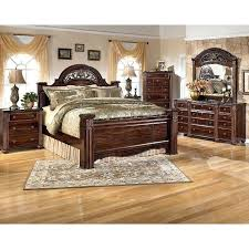 Four Poster Bedroom Sets Appealing Four Poster Bedroom Sets Drew Cherry Grove 4 Piece