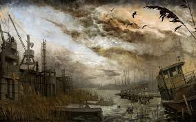 halloween post apocalyptic background 45 destruction hd wallpapers backgrounds wallpaper abyss