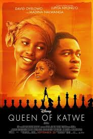 click to view extra large poster image for queen of katwe movie