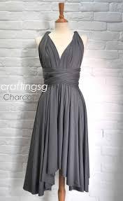 charcoal grey bridesmaid dresses grey bridesmaid dresses