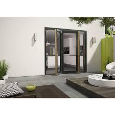 Bifolding Patio Doors Aluminium Bifold Patio Doors Bifold Patio Doors Wickes Co Uk