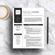 the 25 best professional resume template ideas on pinterest