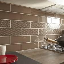 carrelage cuisine mur bien carrelage de cuisine mural 10 fa239ence mur taupe vintage l