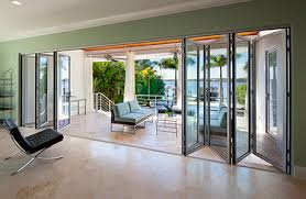 Folding Sliding Patio Doors Sliding Patio Doors On Patio Umbrella With Great Bifold Patio