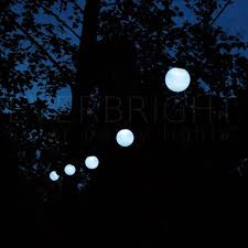 everbright solar light reviews everbright solar party lights 20 white balls