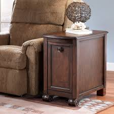 Ashley Furniture Bedroom End Tables Signature Design By Ashley Laflorn Ornate Power Chair Side End