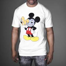 evil mickey mouse feared loved shirt wehustle menswear