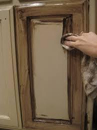 masters gel stain kitchen cabinets glazing painted kitchen cabinets using masters gel stain