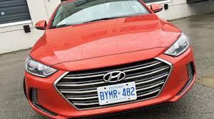 2017 hyundai elantra limited test drive review