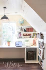 How To Organize Craft Room - craft room organization in the attic unskinny boppy