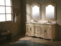 antique bathroom vanity with mirror u2014 interior exterior homie