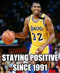 Magic Johnson Meme - happy magic johnson memes quickmeme