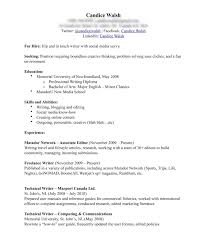 How To Add A Minor To A Resume Resume With Ged Free Resume Example And Writing Download