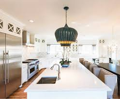 iron bar stools kitchen transitional with island oklahoma city