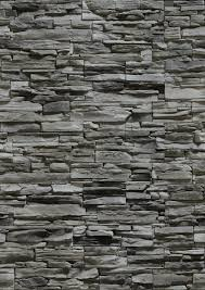 Interior Wall Designs With Stones by
