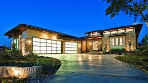 style house plans hill country neo prairie style home hwbdo75737 prairie style