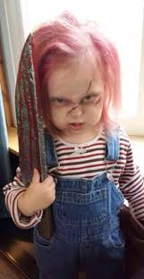 chucky costume toddler kids and costumes are not an actual problem