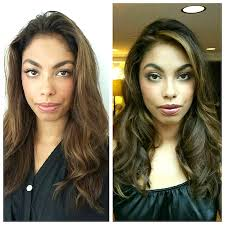 chunking highlights dark hair pictures b a photos hairstyle trend 2014 2015 is the 90s chunking color