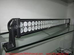 automotive led light bars cheap ship 42 3w leds auto led work light bar 240w led offroad