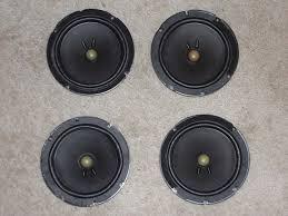 audi car speakers 99 audi a6 bose speaker oem