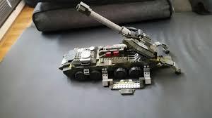 siege canon unsc kodiak siege canon halo wars by oarf fur affinity dot