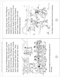 the thanksgiving a thanksgiving mini book by
