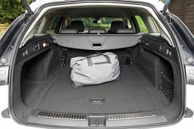 vauxhall insignia trunk company car review first drive vauxhall insignia country tourer