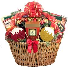 christmas gift basket christmas block party deluxe basket
