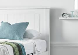 new england solo white wooden ottoman storage bed painted wood