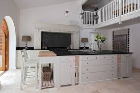 country modern kitchen ideas modern country kitchen in grey at neptune kitchen design ideas