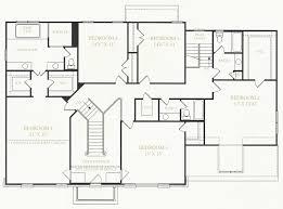 second floor plans home second floor plan ahscgs com