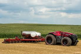 future of farming driverless tractors ag robots