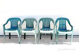 Outdoor Furniture Plastic Chairs by Bring New Life To Your Old Plastic Chairs With Krylon Spray Paint