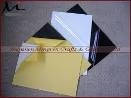 Adhesive Photo Album Double Side Self Adhesive Pvc Foam Pvc Sheets For Photo Albums In