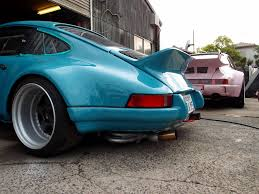 rwb porsche background rwb u0027s at the shop in japan euro pinterest japan