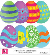 Decorated Easter Eggs Clip Art by 80 Best Cute Clipart Images On Pinterest Announcement Cards